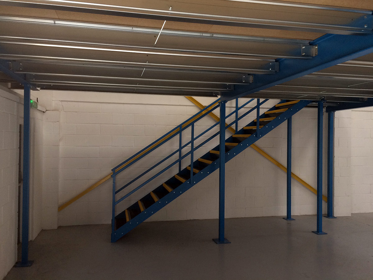 Mezzanine Floors Coventry