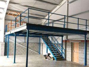 Mezzanine Flooring Warwick