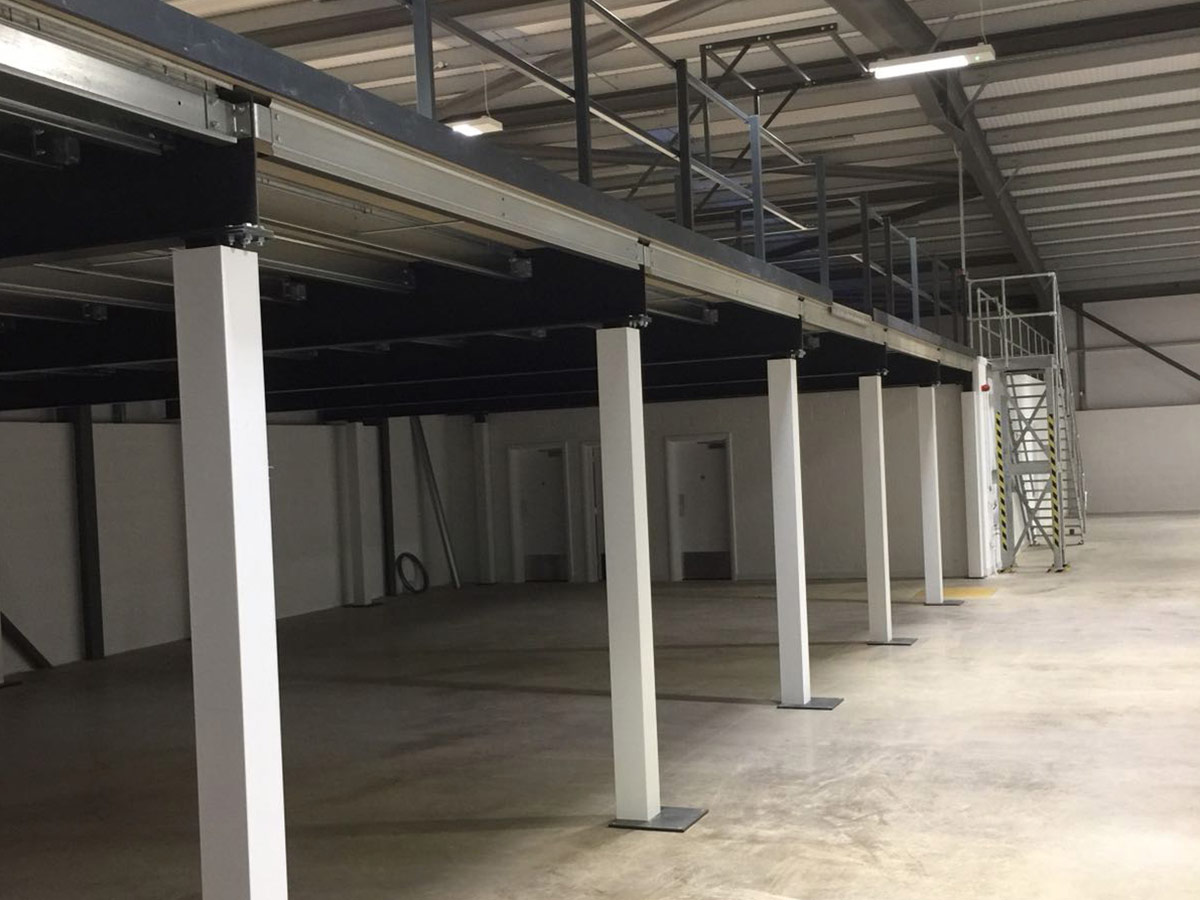 Mezzaine Flooring Coventry