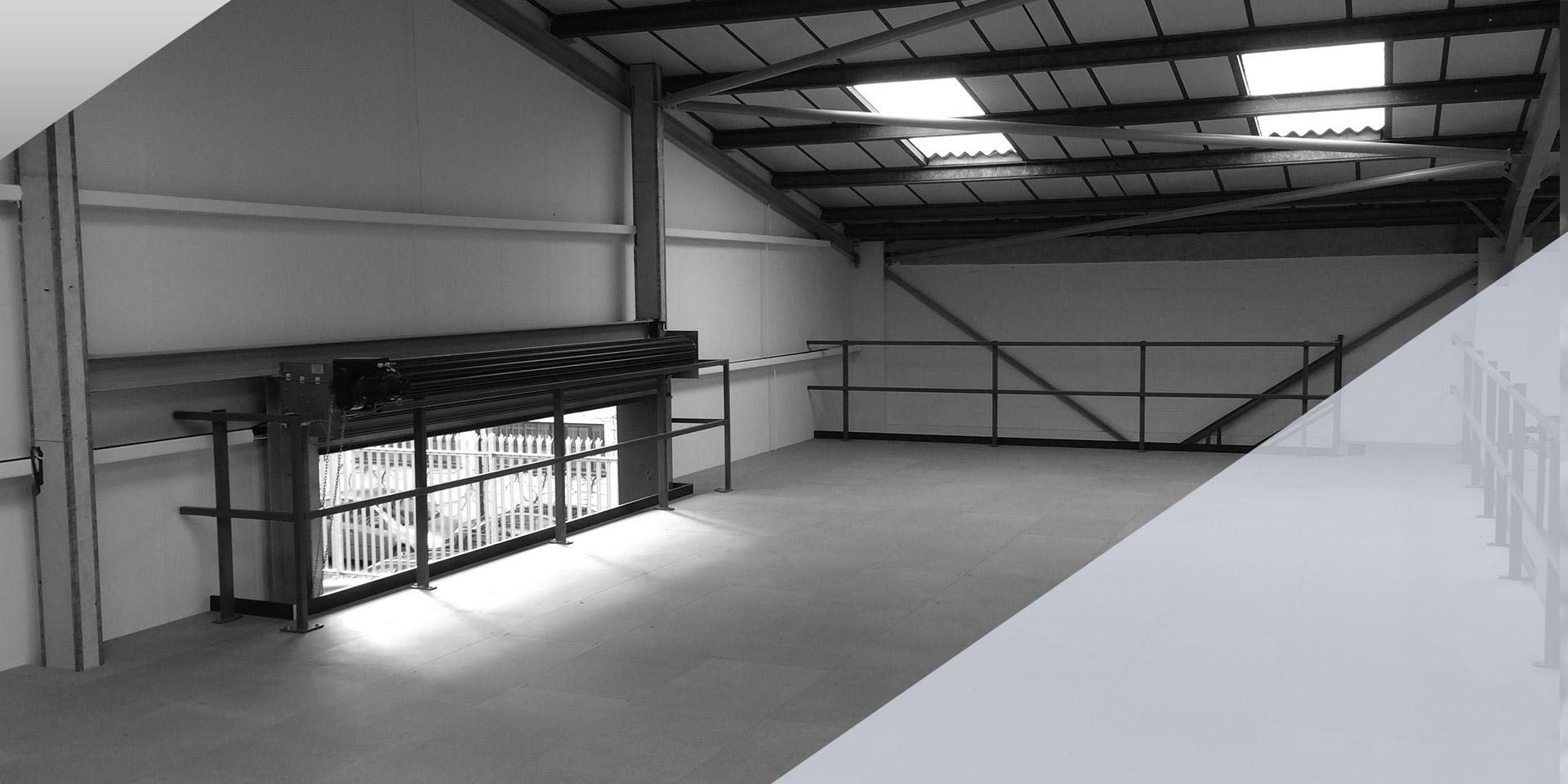 Mezzanine Flooring Midlands