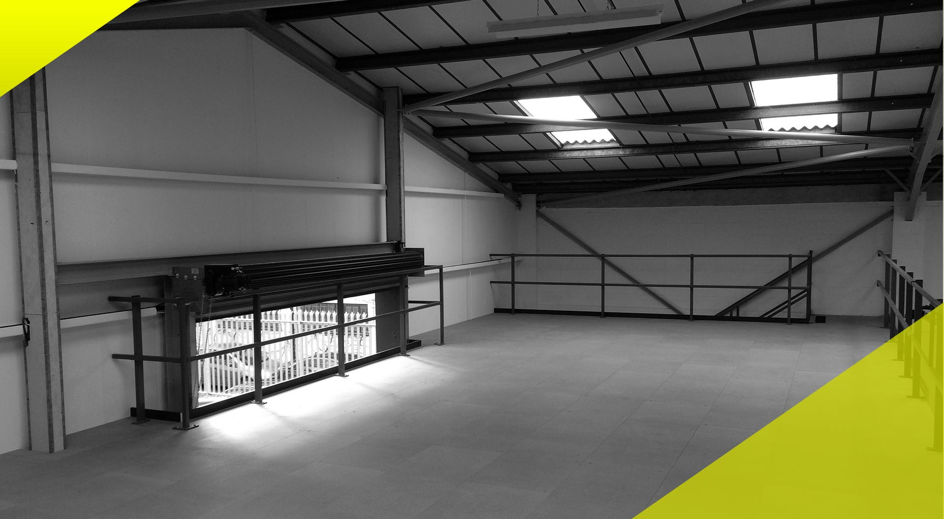 Best Mezzanine Flooring Coventry