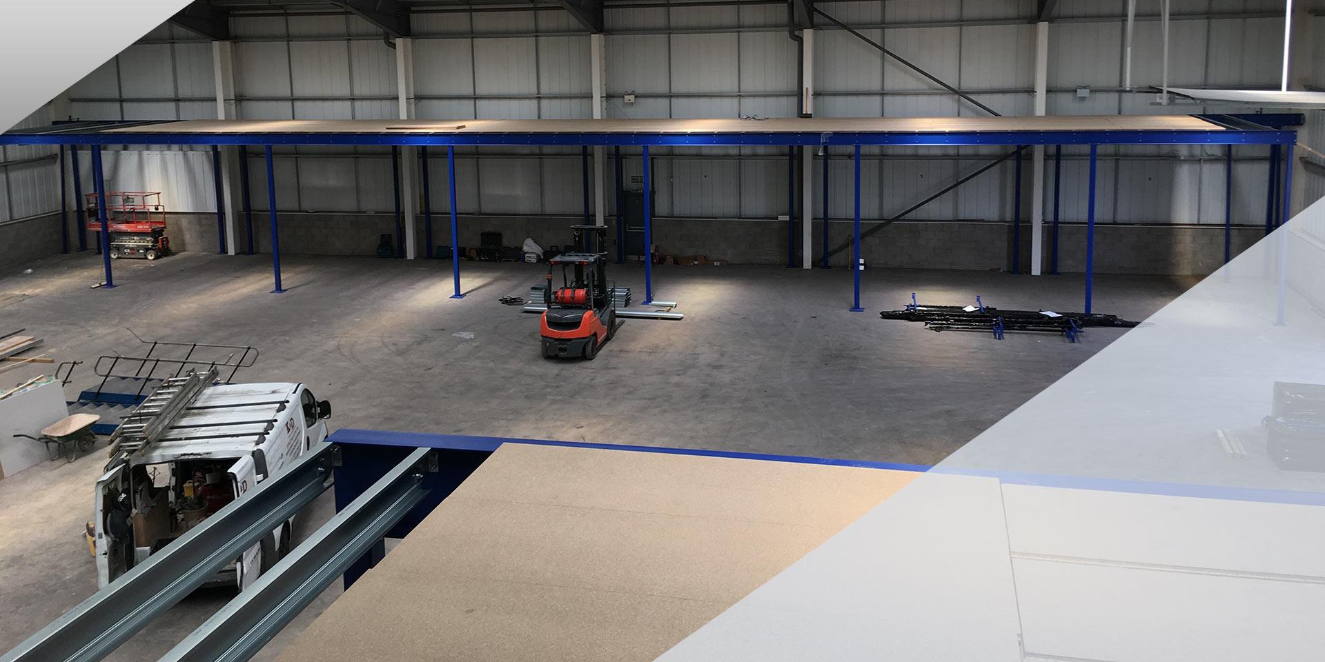 mezzaine floor